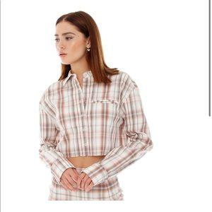 NWT Are You Am I Trin shirt